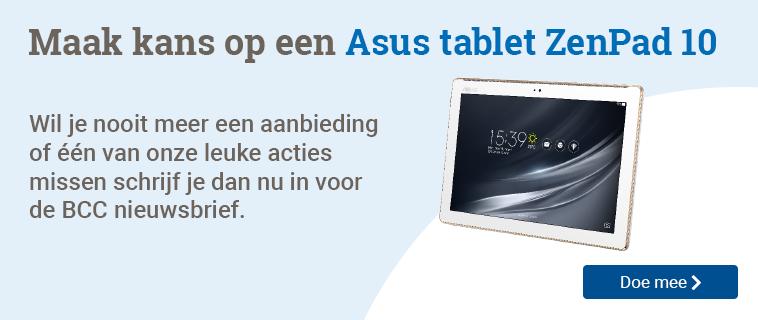 Win een ASUS Tablet!