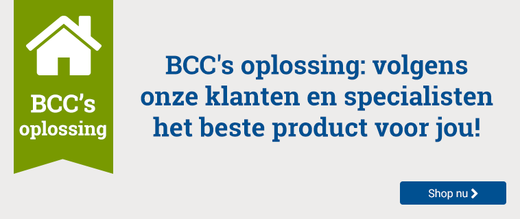 BCC Oplossing