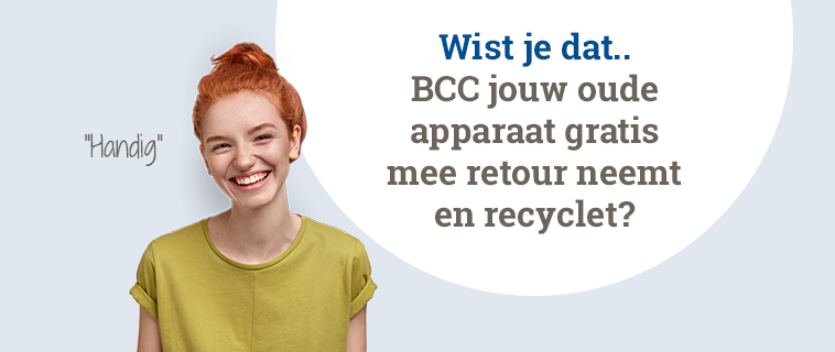 BCC Recyclet