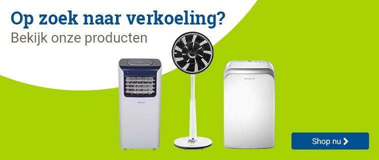 Verkoeling Airco's & Ventilatoren