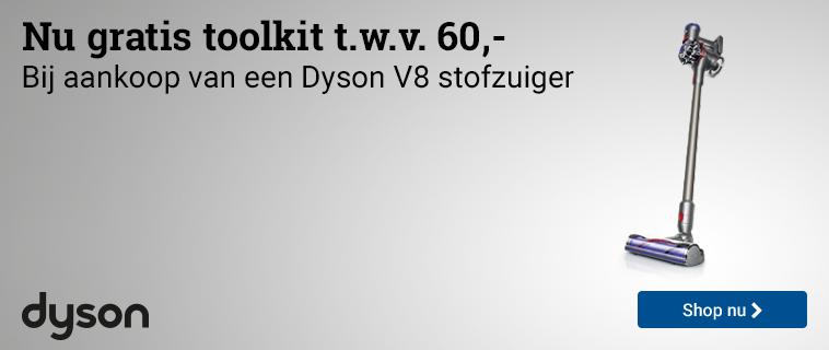 Dyson Gratis toolkit