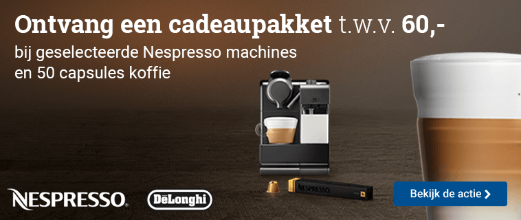 Nespresso cadeaupakket