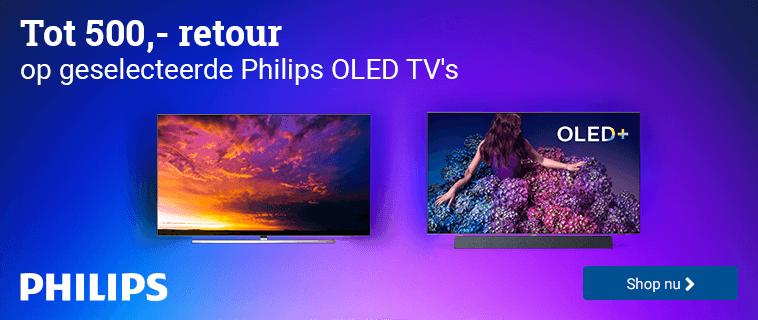 Philips OLED TV's Cashback