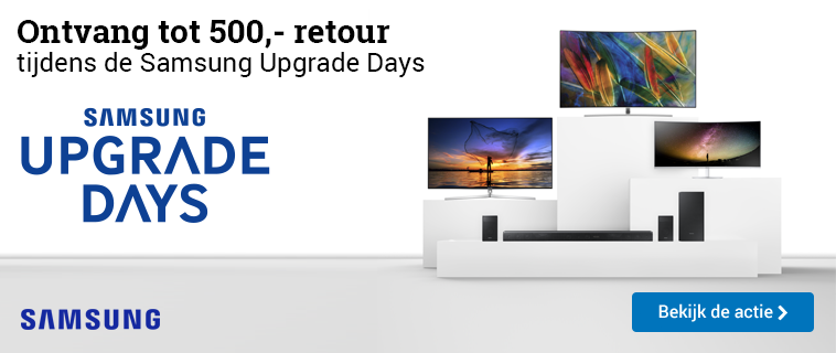 SAMSUNG ACTIE Upgrade Days