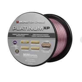 Monster luidsprekerkabel Platinum XP Clear Jacket MKIII 6 meter