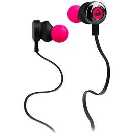 Monster in-ear hoofdtelefoon Clarity HD (Roze)