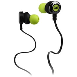 Monster in ear hoofdtelefoon Clarity HD Groen