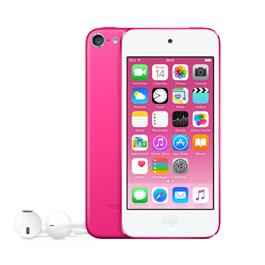 iPod Touch, 32 GB, Roze