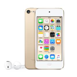 iPod Touch, 32 GB, Goud