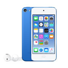 iPod Touch, 32 GB, Blauw
