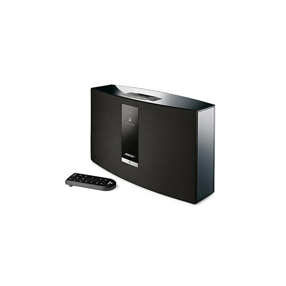 bose home cinema systeem soundtouch 20 iii zwart. Black Bedroom Furniture Sets. Home Design Ideas