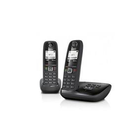 Gigaset DECT set AS405ADUO BLACK