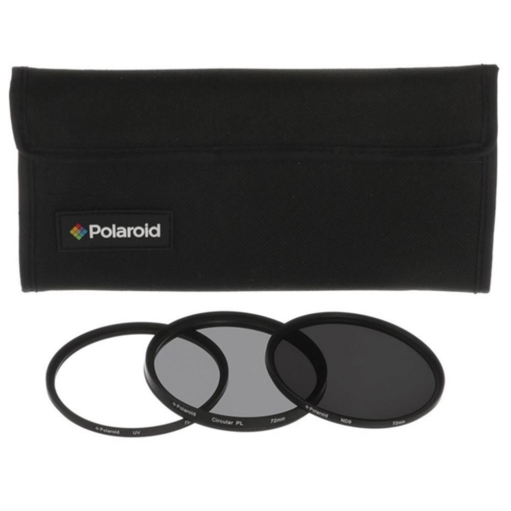 Polaroid 58MM FILTERKIT UV, POLA, ND9