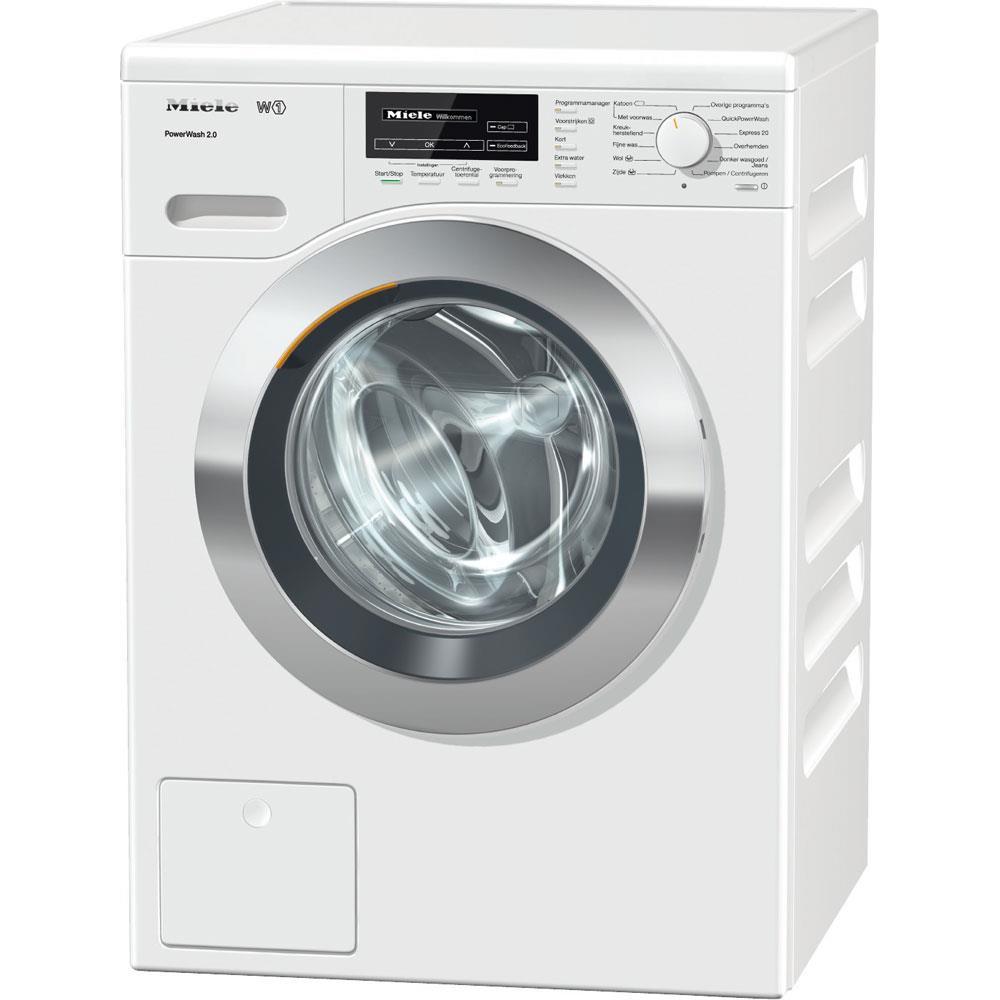 Miele PowerWash wasmachine WKF121WCS