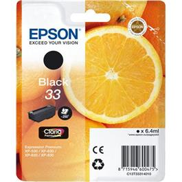 Epson cartridge T3331 BLACK