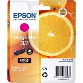 Epson cartridge T3343 MAGENTA