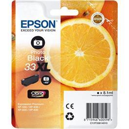 Epson cartridge T3361 XL PH BLACK