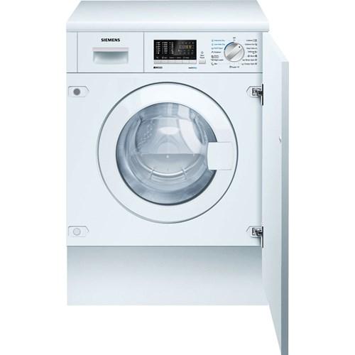Siemens wasmachine (inbouw) WK14D541EU - Prijsvergelijk