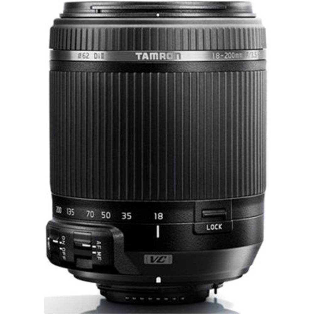 Tamron objectief 18-200mm F/3,5-6,3 DiIIVC (Canon)
