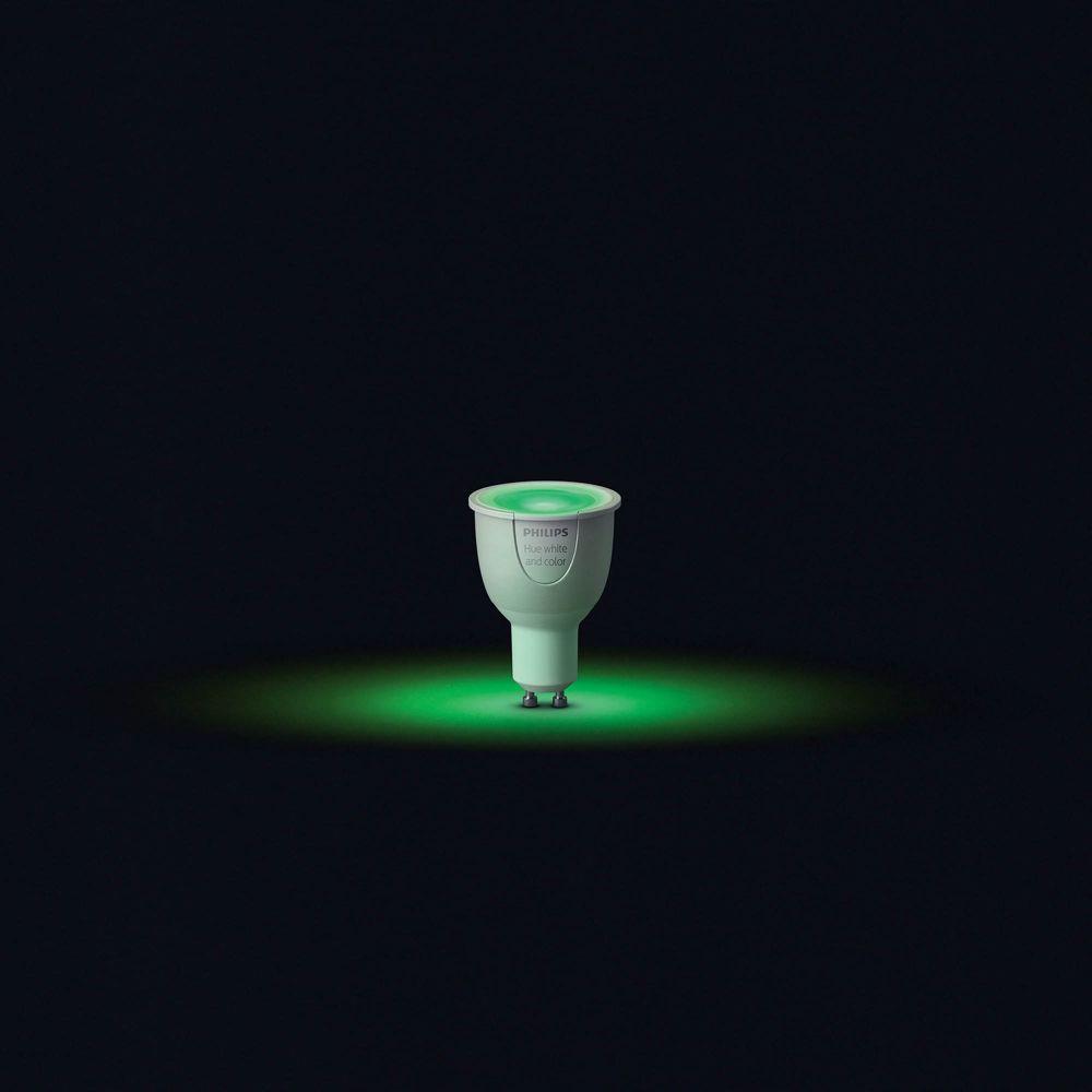 Philips hue Wit en gekleurd licht