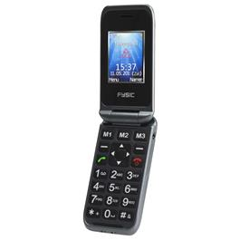 Fysic FM-9250 Big Button clamshell GSM