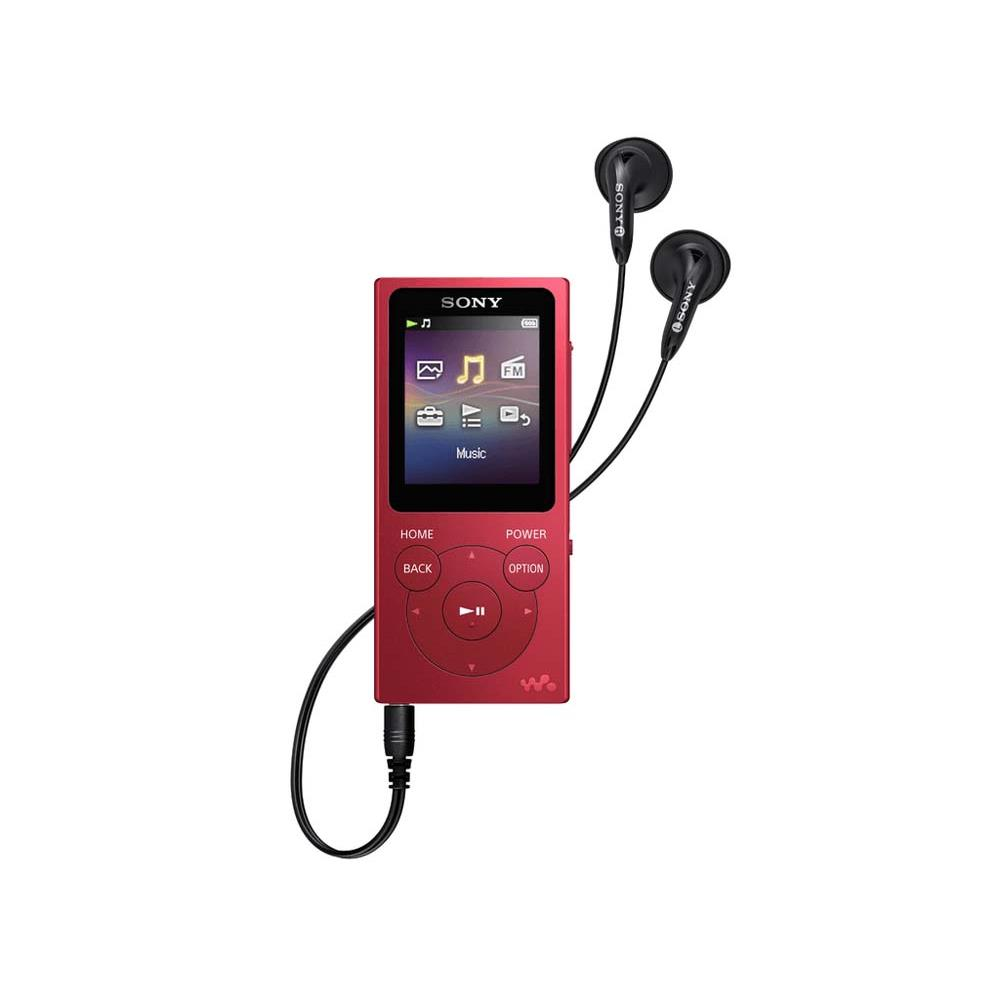 Sony video MP3 speler NWE394R.CEW