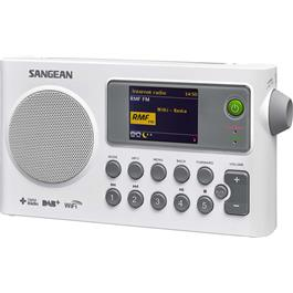 Sangean portable radio SIR-100