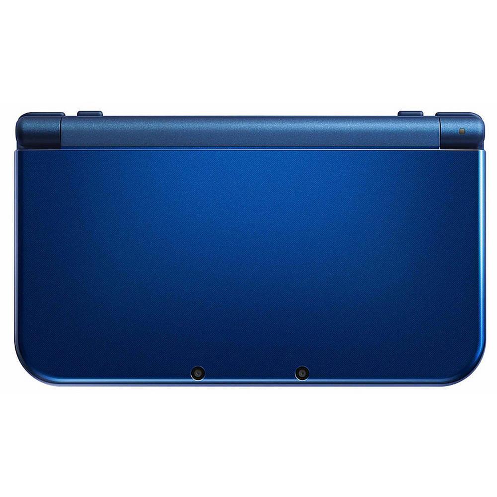 Nintendo New 3DS XL Console (Metallic Blue)