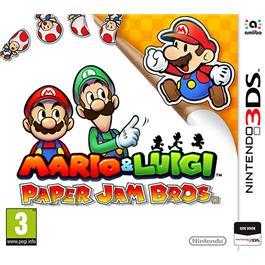 MarioandLuigi: Paper Jam Bros 3ds