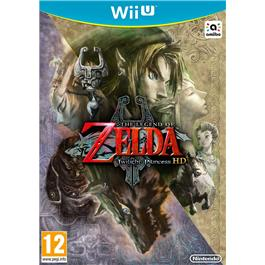 Legend Of Zelda: Twilight Princess Hd Wii U
