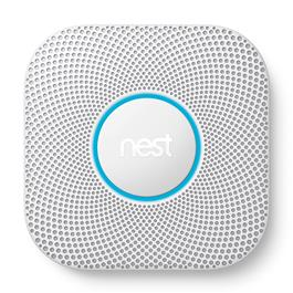 Nest Protect rook- en koolmonoxidemelder (batt)