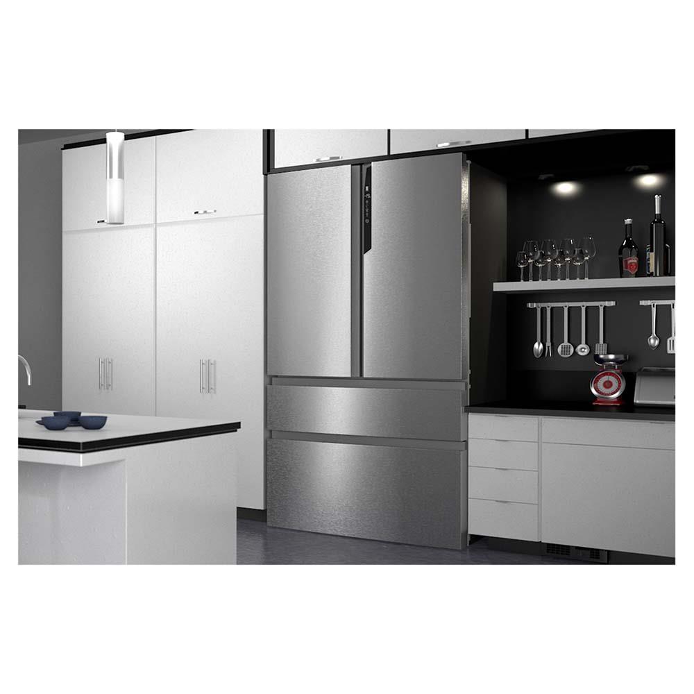 Haier Amerikaanse koelkast HB25FSSAAA   bcc nl