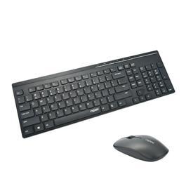 Rapoo Toetsenbord/muis Combinatie X8100 (zwart)