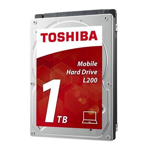 Toshiba 2,5 int.HDD DDIN 2.5 L200 1TB