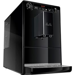Melitta espresso apparaat Caffeo Solo zwart w o chrome E950 222