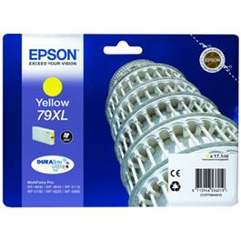 Epson cartridge T7904 YELLOW XL