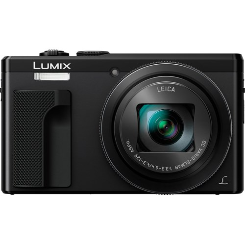 Panasonic compact camera Lumix DMC TZ80 Zwart