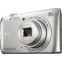 Nikon compact camera COOLPIX A300 Zilver