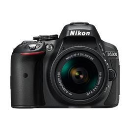 Nikon spiegelreflexcamera D5300 AF P 18 55 VR