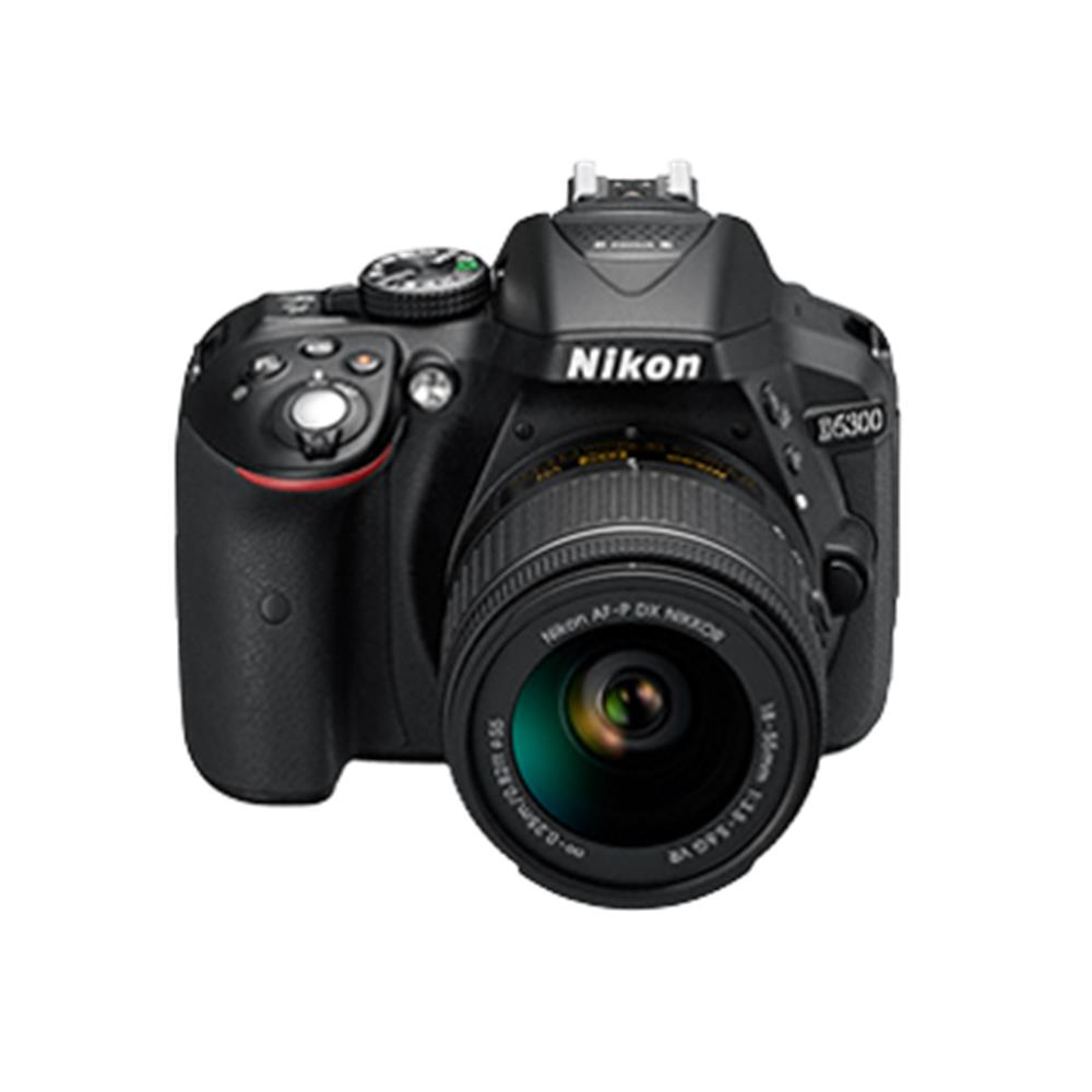 Nikon spiegelreflexcamera D5300 AF-P 18-55 VR