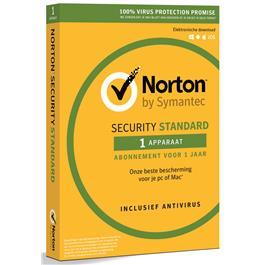 Norton Security Standard (1 Apparaat)