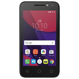 Alcatel mobiele telefoon Pixi 4 (4.0) (Wit)