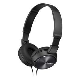 Sony hoofdtelefoon MDR-ZX310AE (Zwart) kopen