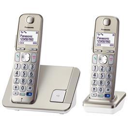 Panasonic senioren telefoon KX TGE212NLN