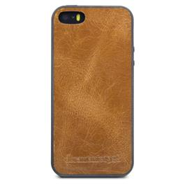 D.Bramante back cover Billund - tan iPhone 5/5S/SE