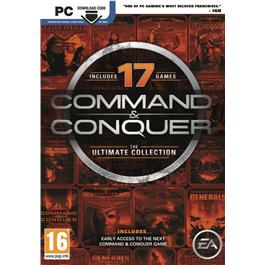 Command & Conquer - The Ultimate Collection, PC