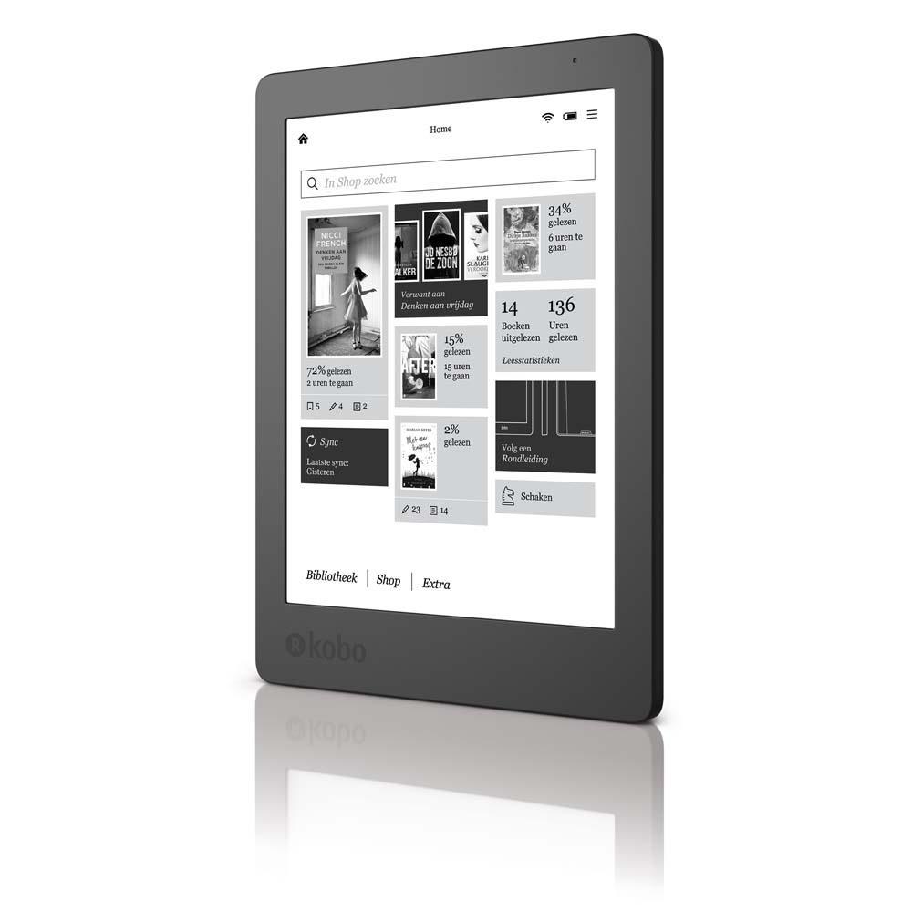 Kobo e-reader Aura