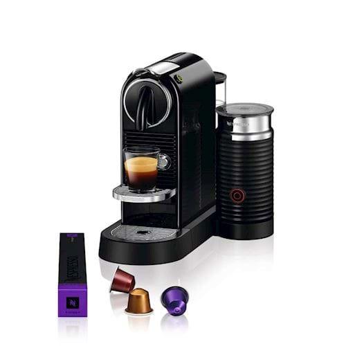Nespresso Magimix koffieapparaat CitiZ & Milk M195 (Zwart)