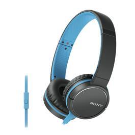 Sony hoofdtelefoon MDRZX660APCE7 (Blauw) kopen