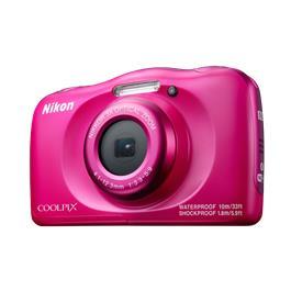 Nikon compact camera Coolpix W100 roze